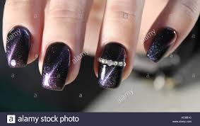 Beautiful Black Female Hands Manicured Stock Photos & Beautiful ...