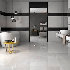 white floor tiles. Sweet Large White Floor Tiles