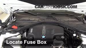 replace a fuse 2012 2016 bmw 320i 2014 bmw 320i 2 0l 4 cyl turbo