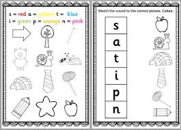 These simple and easy to use worksheets are ideal for a well rounded lesson as. 47 Jolly Phonics N Worksheets Free Download Pdf Doc Zip