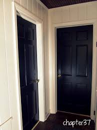 paint interior doorsPainting Interior Doors Black  Why I chose to do it  Chapter37