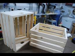 how to make wood crates woodlogger com