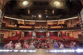 Shn Curran Seating Chart Orpheum La Orpheum Theatre Los