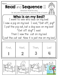 Best 25+ Sequence of events worksheets ideas on Pinterest ...