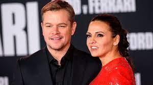 Matt Damon congratulates Dublin pupils ...