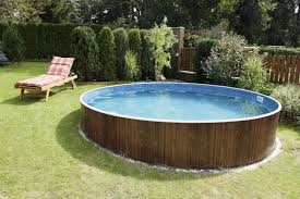 Pool Designs For Small Backyards Extraordinary 48 Great AboveGround Swimming Pool Ideas