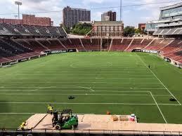 Nippert Stadium Fc Cincinnati Seating Chart Fc Cincinnati Game Review Of Nippert Stadum Cincinnati