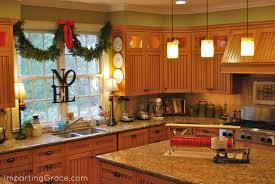 Decorate Kitchen Countertops Ideas For Decorating Kitchen Counters Miserv