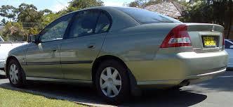 File:2004-2006 Holden VZ Commodore Executive sedan 01.jpg ...