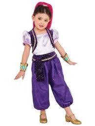 Shimmer And Shine Toddler Deluxe Shimmer Costume