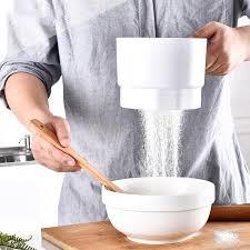 Пластиковая форма чашки электрический ручной <b>сито для муки</b> ...