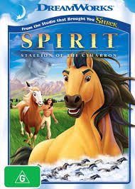 Buy Spirit Stallion Of The Cimarron on DVD