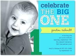 baby first birthday invitation templates free 1st