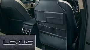 lexus lc backseat. genuine lexus japan 2015-2019 nx leather back seat organizer \u2013 lexusboutique.net | boutique international jdm parts \u0026 accessories lc backseat g