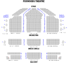 Foxwoods Grand Theater Seating Chart Mgm Grand Theater At