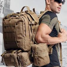 65L MOLLE <b>ARMY</b> ASSAULT <b>TACTICAL OUTDOOR MILITARY</b> ...