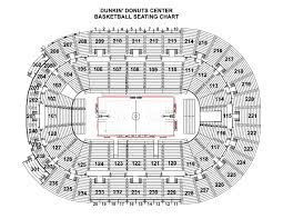 Dd Center Seating Chart Seating Chart Dunkin Donuts Center