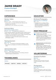 2020 Latest Cv Format The Best 2019 Fresher Resume Formats And Samples