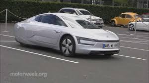 Car Keys: 2014 Volkswagen XL1 - YouTube