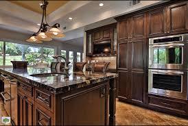 dark cork kitchen flooring. cork flooring pros and cons kitchen traditional with dark cabinets granite