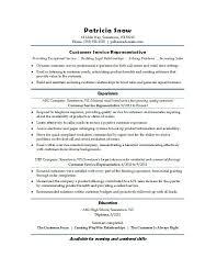 Customer Service Resume Templates 30 Customer Service Resume