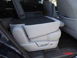 2016 honda pilot 2nd row seats fold flat