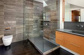 Modern bathroom remodel Design Lake Oswego Modern Bathroom Hammer Hand Bathroom Remodeling By Hh Portland Seattle Remodeler And Green