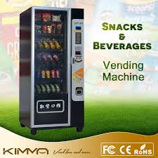 Chips Vending Machine Best China Medium Vending Machine For Selling Chips And Soda Water