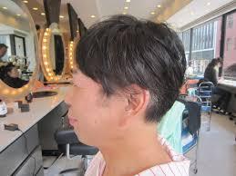50代 メンズカット 40代50代60代髪型表参道美容室青山美容院樽川和明