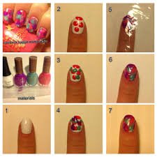 nail art designs step by step diy nails