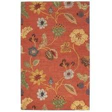 orange brown rug burnt orange and brown rug orange and brown bath rug