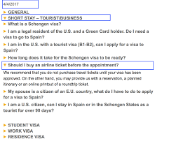 Documents For Schengen Visa With Free Templates