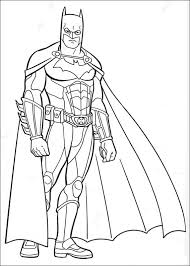 Small Picture Batman Coloring Pages 6 Coloring page