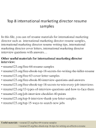 Example Executive Resume Marketing Samples Acco Peppapp