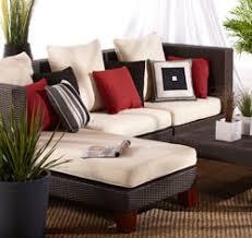 amazoncom strathwood camano sectional furniture collection amazoncom patio furniture