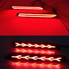 Car LED Rear lamp Bumper Brake light <b>For Toyota Camry Matrix</b> ...