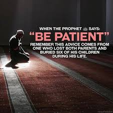 Islamic Quotes Mesmerizing Islamic Quotes About Patience48 Quotes Described With Essence