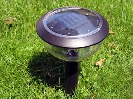 why are my solar lights not working