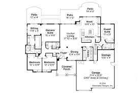 house plans craftsman. Craftsman House Plan - Pinedale 30-228 First Floor Plans