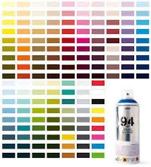 Mtn 94 400ml In 2019 Spray Paint Colors Aerosol Paint