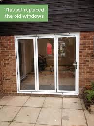 folding external doors aluminium. multiple bi-fold doors folding external aluminium i