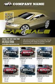 Car Dealer Flyer Template Under Fontanacountryinn Com