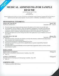 medical administration resume medical administration resume enrolling now to become a medical