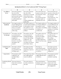 dracula essay creative writing rubric dracula by bram stoker ks  creative writing rubric
