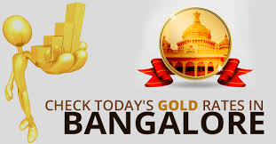 Gold Price Chart Bangalore Todays Gold Rate In Bangalore 22 24 Carat Gold Price On