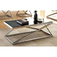 glass and chrome coffee table sets coffee table amazing glass chrome coffee table living room with glass and chrome coffee table sets