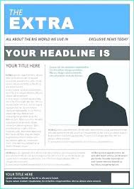 Newspaper Website Template Free Download Online News Template