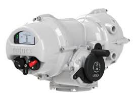 rotork iqt part turn electric valve actuator iqt3 part turn actuator