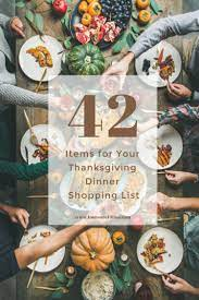 Thanksgiving dinner, parade, thanksgiving, food, dinner, turkey. 42 Items For Your Thanksgiving Dinner Shopping List Toot Sweet 4 Two