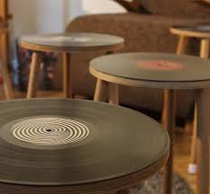 handmade with vinyl lp records custom